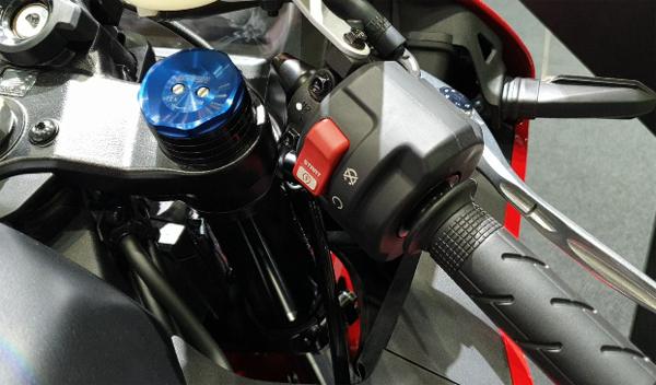 Honda CBR600RR 2021