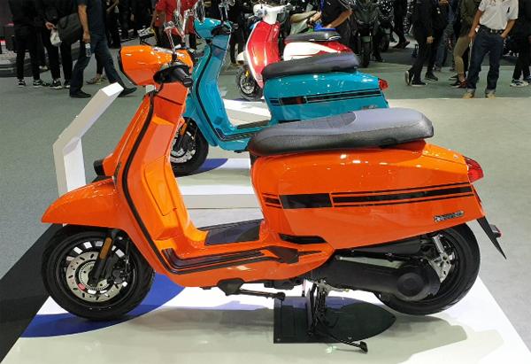 Lambretta V125 2021