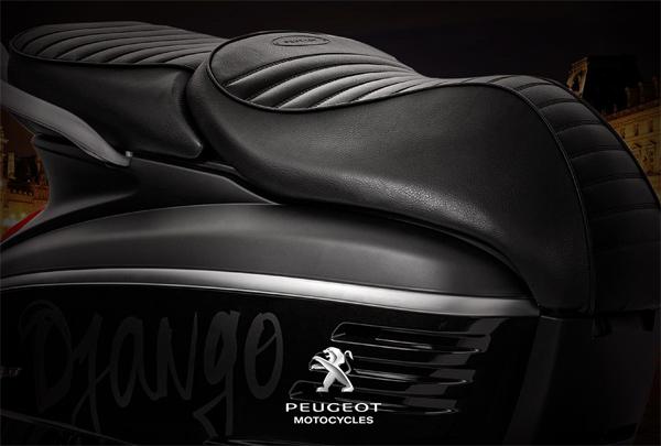 Peugeot Django 2021