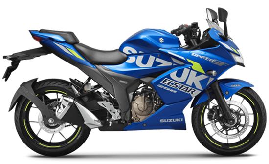 Suzuki Gixxer SF 2021