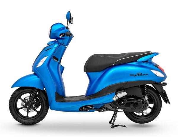 Grand Filano Hybrid 2021 สีน้ำเงิน