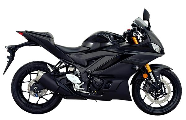 Yamaha YZF-R3 2021 สีดำ