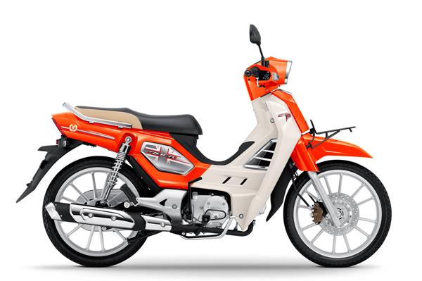 GPX ROCK 2022 สีส้ม