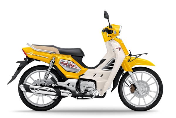 GPX ROCK 2022 สีเหลือง
