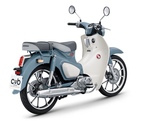 Honda C125 2021