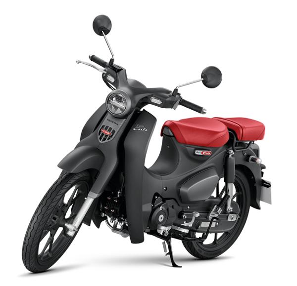 Honda C125 2021 สีดำ