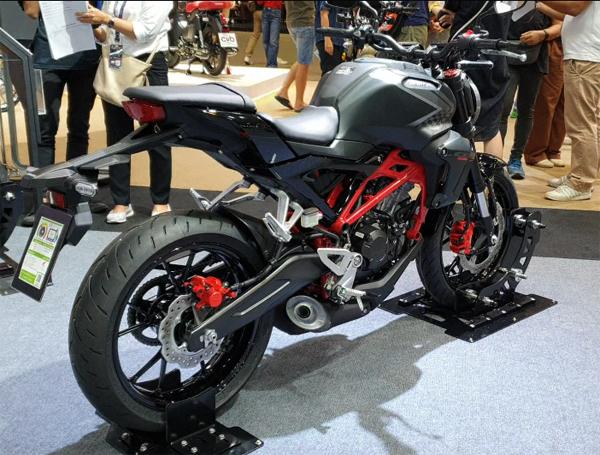 Honda CB150R 2021