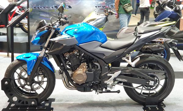 Honda CB500F 2021 สเปค