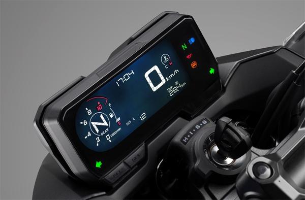 Honda CB500F 2021-2022