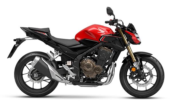 Honda CB500F 2021-2022 สีแดง