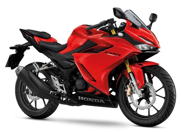 Honda CBR150R 2021 สีแดง