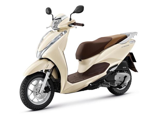Honda Lead 125 2021