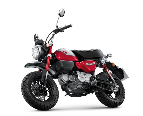 Honda Monkey 2021