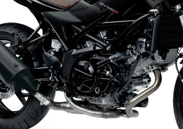 Suzuki SV650X 2021