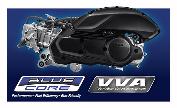 Yamaha NMAX 155 2021