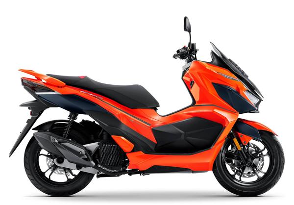 GPX DRONE 2022 รุ่น Keyless สีส้ม