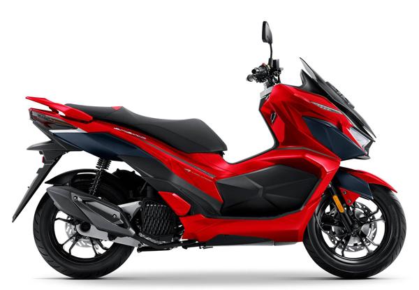 GPX DRONE 2022 รุ่น Keyless สีแดง