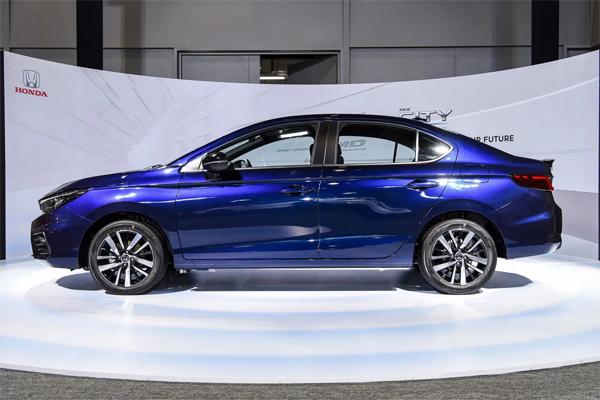 Honda City eHEV 2021