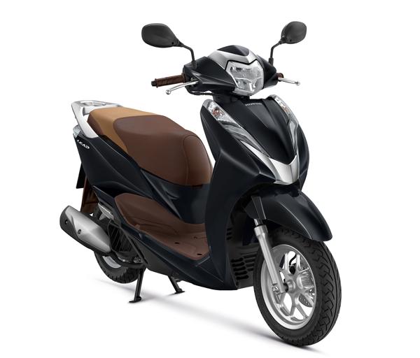 Honda LEAD125 2021 สีดำ