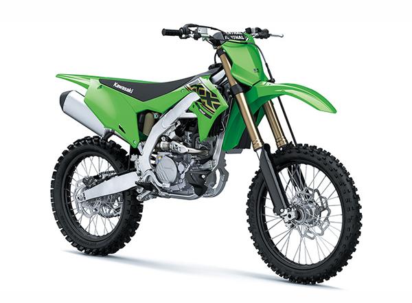 Kawasaki KX250 2021
