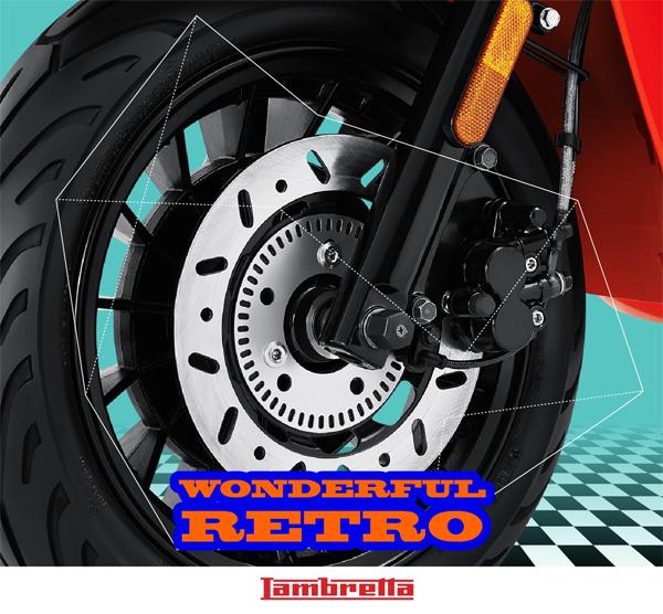 Lambretta V200 2021