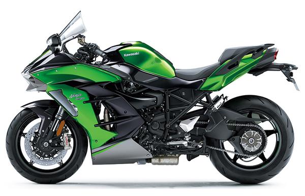 Kawasaki Ninja H2 SX SE +