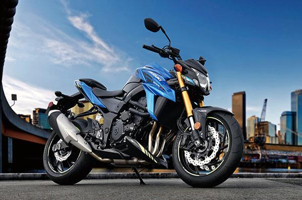 Suzuki GSX S750 2021