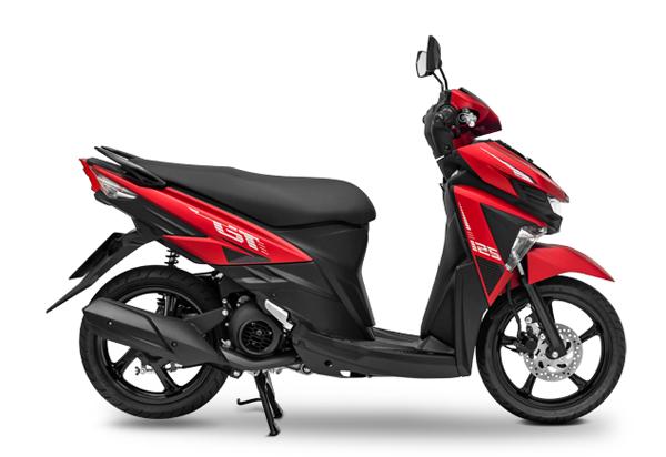 Yamaha GT125 2021 สีแดง