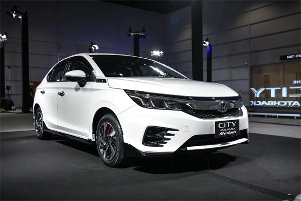 Honda City Hatchback 2021 Modulo