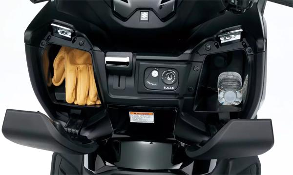 Suzuki Burgman 400 2021-2022