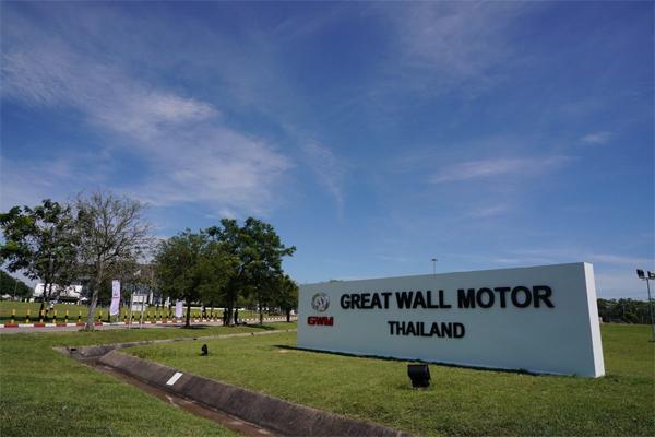 Great Wall Motor [ เกรท วอลล์ มอเตอร์ ]