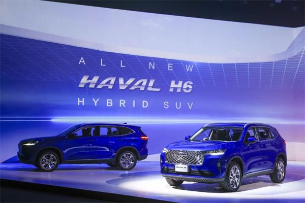 Haval H6 Pro, H6 Ultra