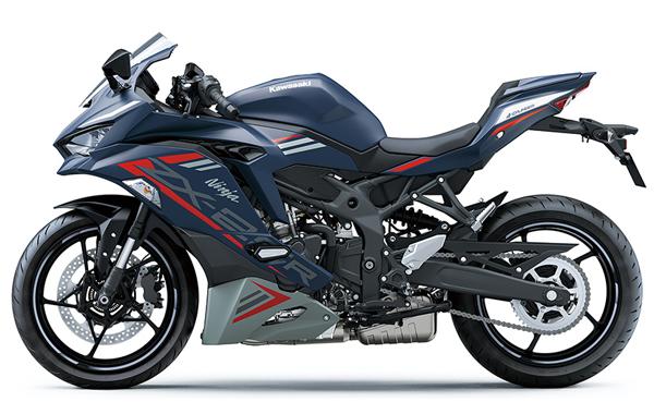 Kawasaki Ninja ZX-25R 2022