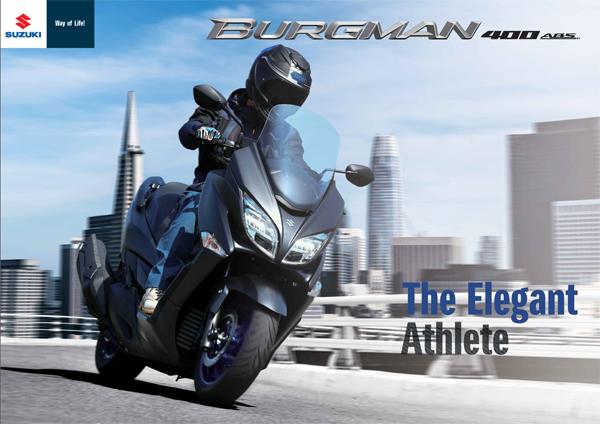 Burgman 400, 2021, ราคาผ่อน, ตารางผ่อน, ราคา, Suzuki Burgman 400