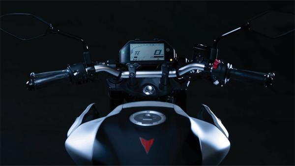 Yamaha MT-03 2021-2022