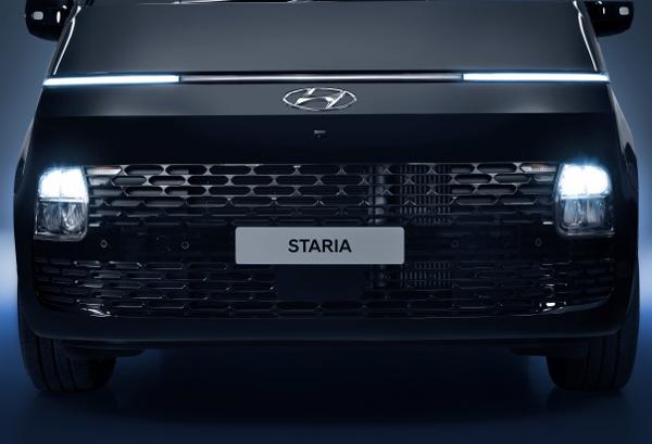 Hyundai Staria 2021-2022