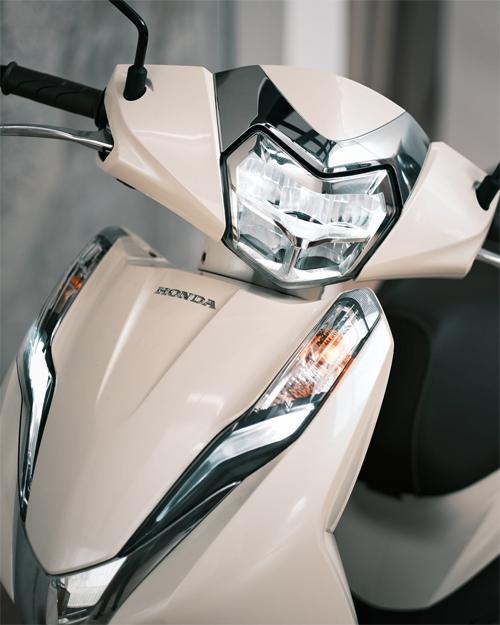 New Honda LEAD125