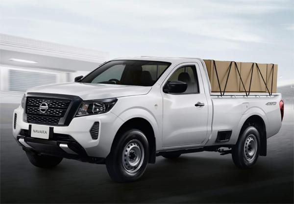 Nissan Navara Single Cab, 2021, ราคา, ตารางผ่อน, Navara ตอนเดียว