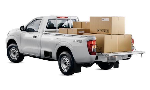 Nissan Navara Single Cab 2021