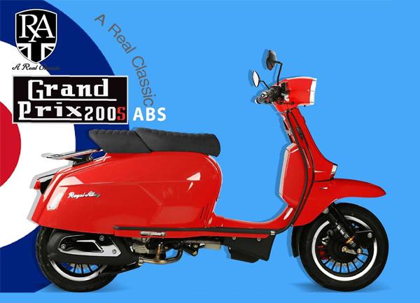 Royal Alloy GP200S , 2021, 2022, ราคาผ่อน, ตารางผ่อน, ราคา, GP200S