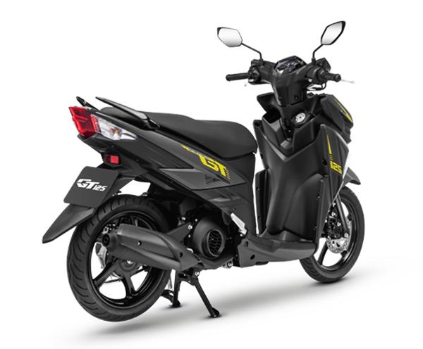 Yamaha GT125 2021