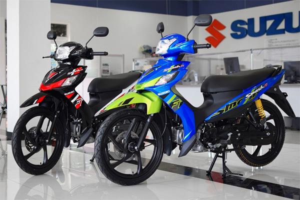 Suzuki Smash 115 Fi 2021-2022
