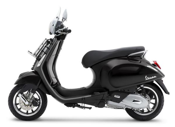 Vespa Primavera S 150 Touring