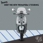 Vespa Primavera S 150 i–Get ABS Touring