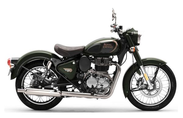 Classic 350 Halycon Black