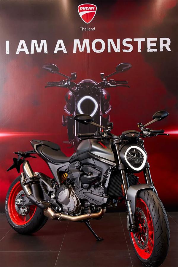 Ducati Monster, 2021-2022, ราคาผ่อน, ราคา, ผ่อน, โปรโมชั่น