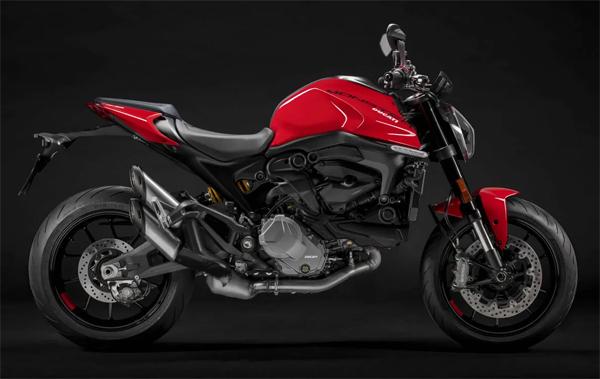 Ducati Monster Red 2021-2022