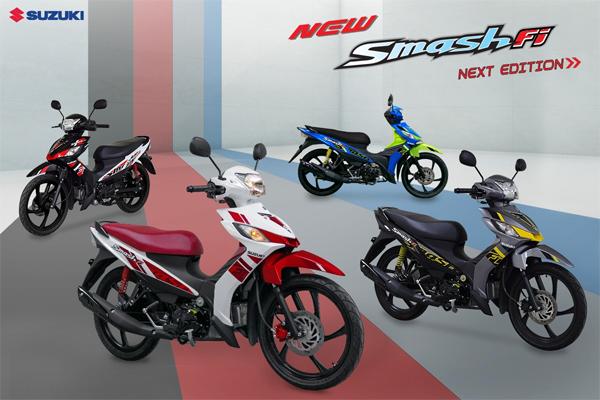 Suzuki Smash 115, 2021, ราคา, ราคาผ่อน,