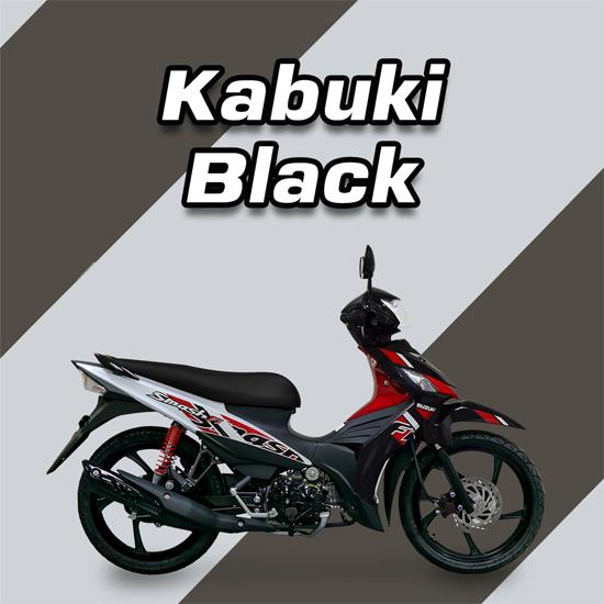 Suzuki Smash Fi 2021 สีดำ