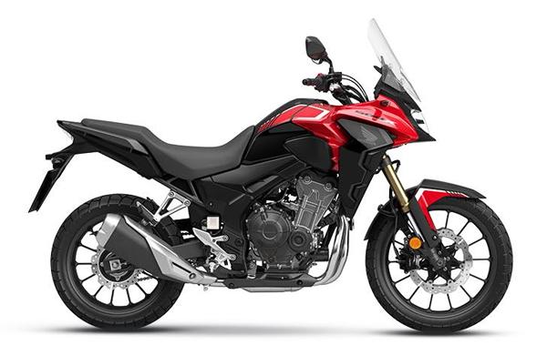 CB500X 2022 สีแดง
